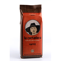 ökotopia GmbH La Cortadora entkoffeiniert, gemahlen