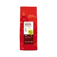 ökotopia GmbH Espresso, gemahlen