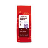 ökotopia GmbH Espresso O Peixe, ganze Bohne, 1 kg