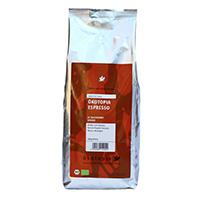 ökotopia GmbH Espresso, ganze Bohne, 1 kg