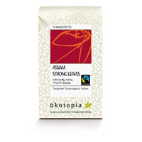 ökotopia GmbH Assam Strong Leaves, 200 g