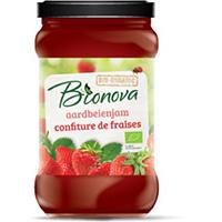 Bionova Erdbeer Konfitüre, 340 g
