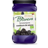 Bionova Brombeer Konfitüre, 340 g