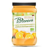 Bionova Orangen Marmelade bitter, 340 g