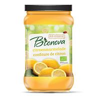 Bionova Zitronen Marmelade, 340 g