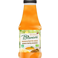 Bionova Ananas Curry Sauce