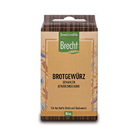 Brecht Brotgewürz, gemahlen Nachfüllpack
