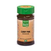 Brecht Curry pink im Glas