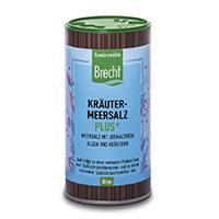 Brecht Kräuter Meersalz +plus im Streuer