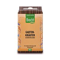Brecht Gartenkräuter Nachfüllpack
