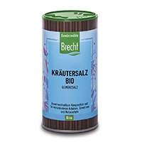 Brecht Kräutersalz, bio im Streuer