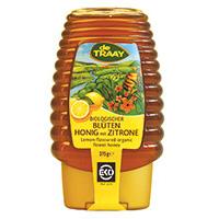 de Traay Blütenhonig mit Zitrone bio
