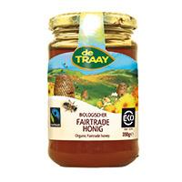 de Traay Fairtrade Honig bio