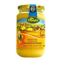 de Traay italienischer Orangenhonig bio