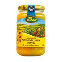 de Traay Sonnenblumenhonig bio, 450 g
