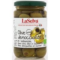 La Selva Grüne Oliven ohne Stein