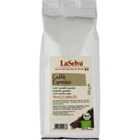 La Selva Caffè Espresso, gemahlen