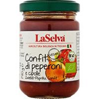 La Selva Zwiebel-Paprika Confit