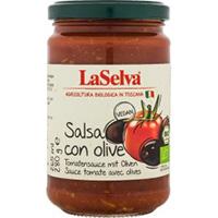 La Selva Tomatensauce mit Oliven