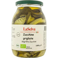 La Selva gegrillte Zucchini in Öl - Grosspackung