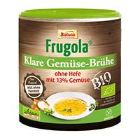 Naturawerk Frugola® Bio Klare Gemüsebrühe ohne Hefe
