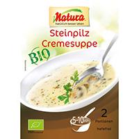 Naturawerk Bio Steinpilz Cremesuppe