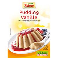 Naturawerk Pudding Bourbon-Vanille 3er-Pack
