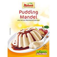 Naturawerk Pudding Mandel 3er-Pack