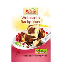 Naturawerk Weinstein-Backpulver