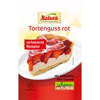 Naturawerk Tortenguss rot