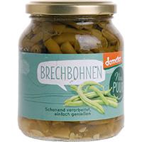 Nur Puur Brechbohnen bio, 340 g
