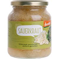Nur Puur Sauerkraut demeter, 350 g
