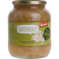 Nur Puur Sauerkraut demeter, 680 g