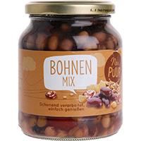 Nur Puur Bohnen Mischung bio, 350 g