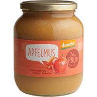 Nur Puur Apfelmus demeter, 700 g