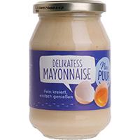 Nur Puur Delikatess Mayonnaise bio, 250 ml