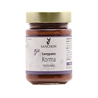 Sanchon Korma Currypaste
