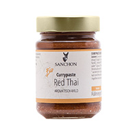 Sanchon Red Thai Currypaste