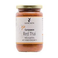 Sanchon Red Thai Currysauce