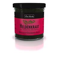 Vita Verde Heldenkraut Bärlauch Cranberry-Pesto