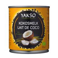 YAKSO Kokosmilch, 200 ml