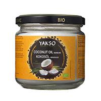 YAKSO Kokosöl, geruchlos, 320 ml