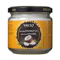 YAKSO Kokosöl, nativ extra, 320 ml