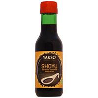 YAKSO Shoyu, 125 ml