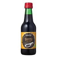 YAKSO Shoyu, 250 ml