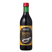 YAKSO Shoyu, 500 ml