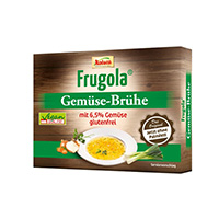 Naturawerk Frugola® Gemüse-Brühe, 6 Würfel