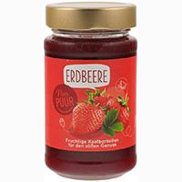 Nur Puur Fruchtaufstrich Erdbeere