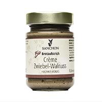 Sanchon Crème Zwiebel Walnuss