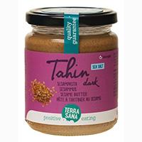 Terrasana Tahin dark – Sesammus mit Himalaya Salz